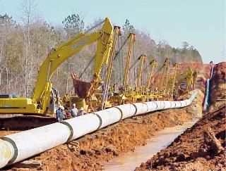 Pipeline Construction – Sunland Construction